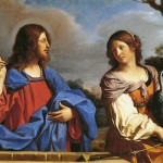 Jesus and Samaritan Woman at the Well-Guercino 1641