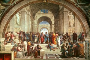 The School of Athens - Raphael (1511)
